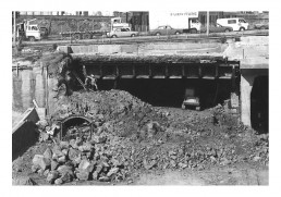 Western Ring Road Jacana underpass JA40A 1993
